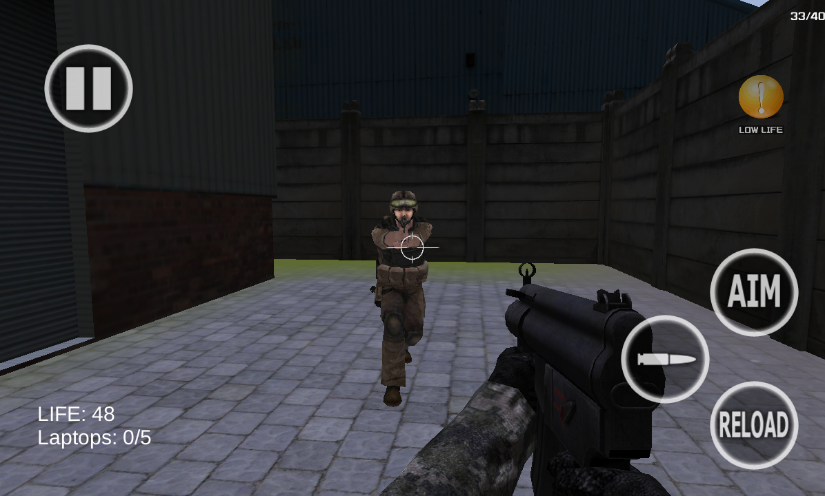FPS War - Shooter simulator 3D