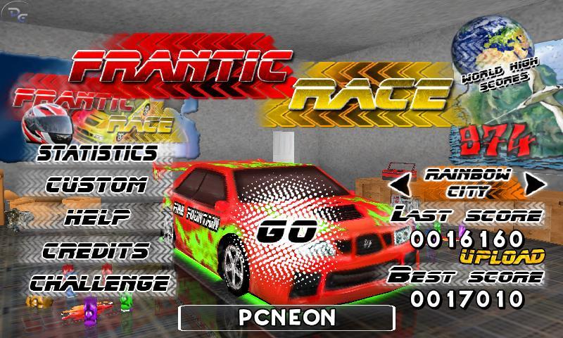 Frantic Race