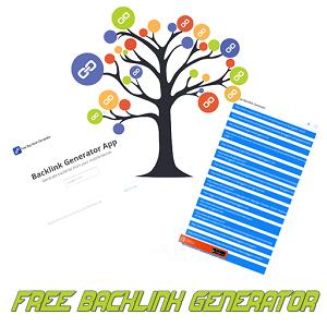 Free Backlink Generator