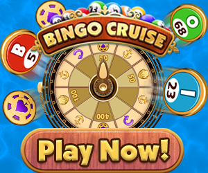 Free Bingo Game-Bingo Cruise