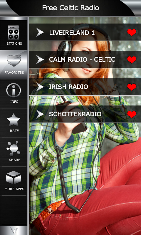 Free Celtic Radio