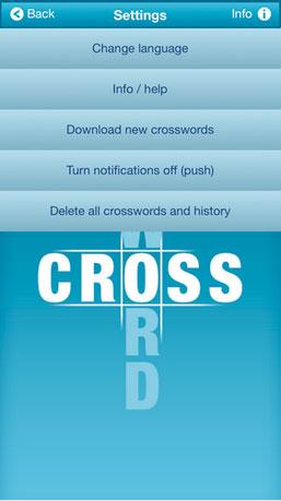 Free Crosswords – Clues in Squares