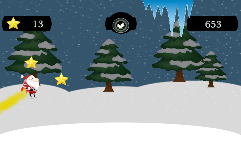 FREE Santas Christmas Jet Ride
