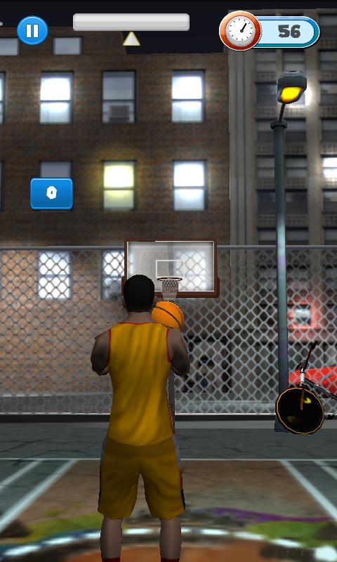 Freestyle Street Basketball