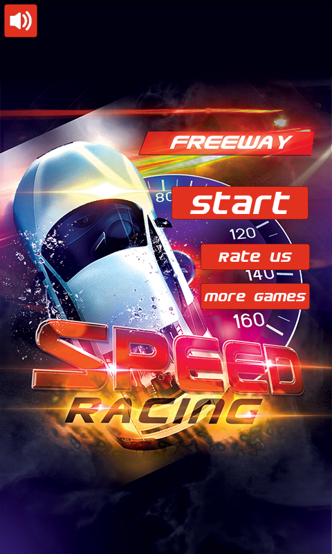 Freeway Racing Driver