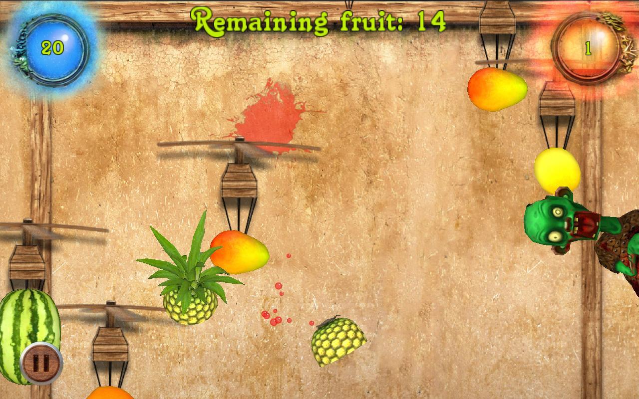 Fruit Knight Slicer
