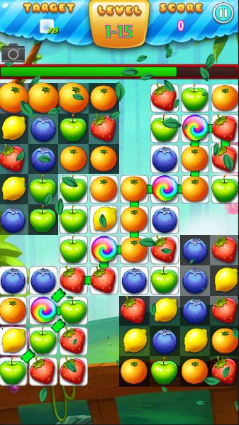 Fruits Blast
