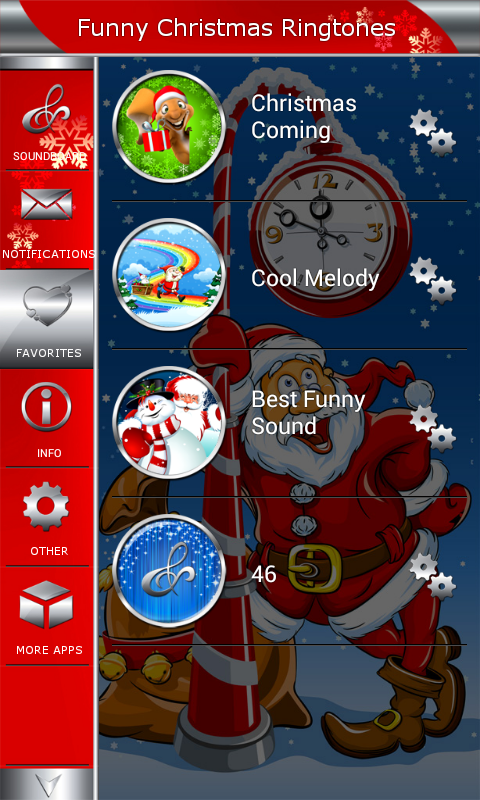 Funny Christmas Ringtones