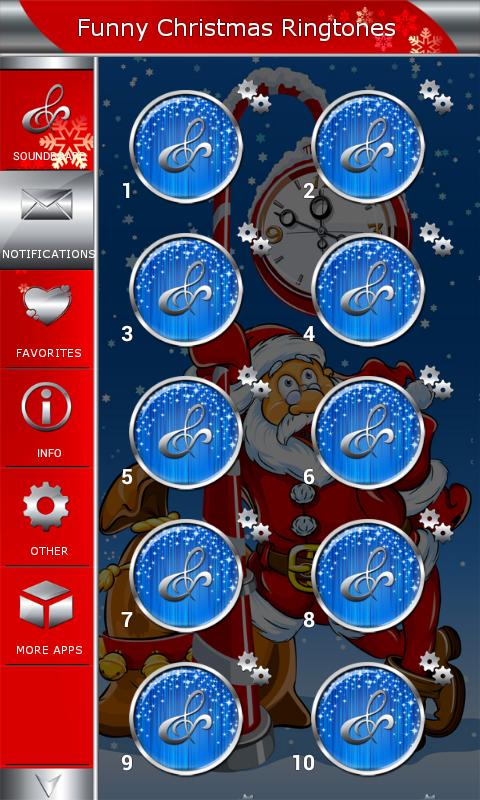 Funny Christmas Ringtones