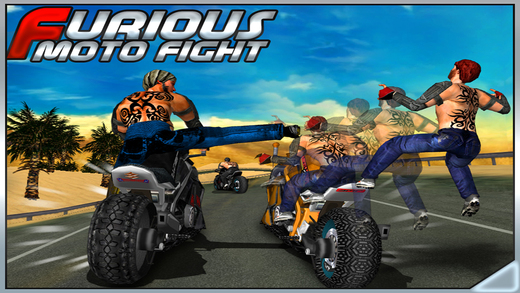 Furious Moto Fight – Free Game