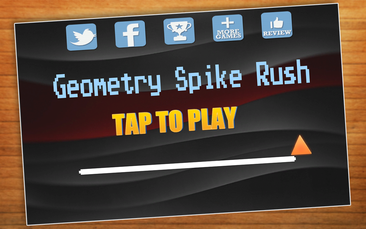 Geometry Spike Rush