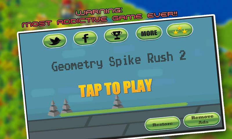 Geometry Spike Rush 2