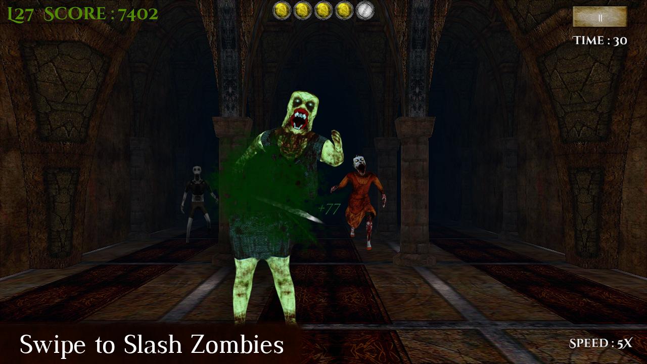 Gladiator Maximus Zombie Slayer