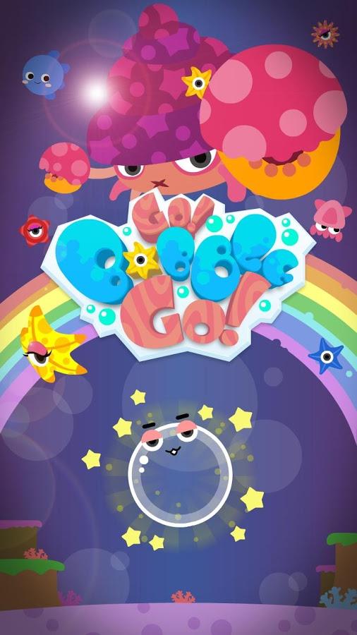 Go Bubble Go