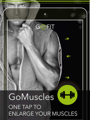 GoFit – Bodybuilding camera