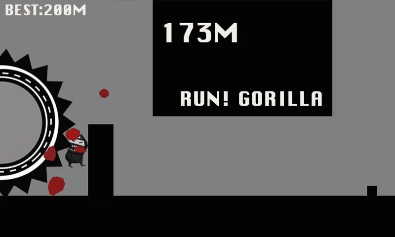 Gorilla Dash