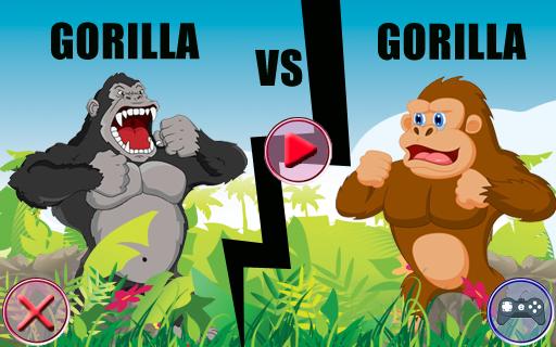 Gorilla vs Gorilla