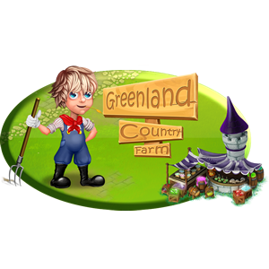 Greenland Country Farm – Harvest Crops & Raise Happy Farm Animals