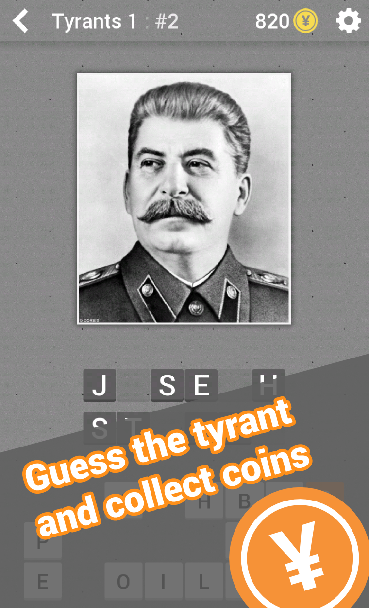 Guess the Tyrant