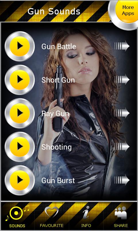 Gun Sounds