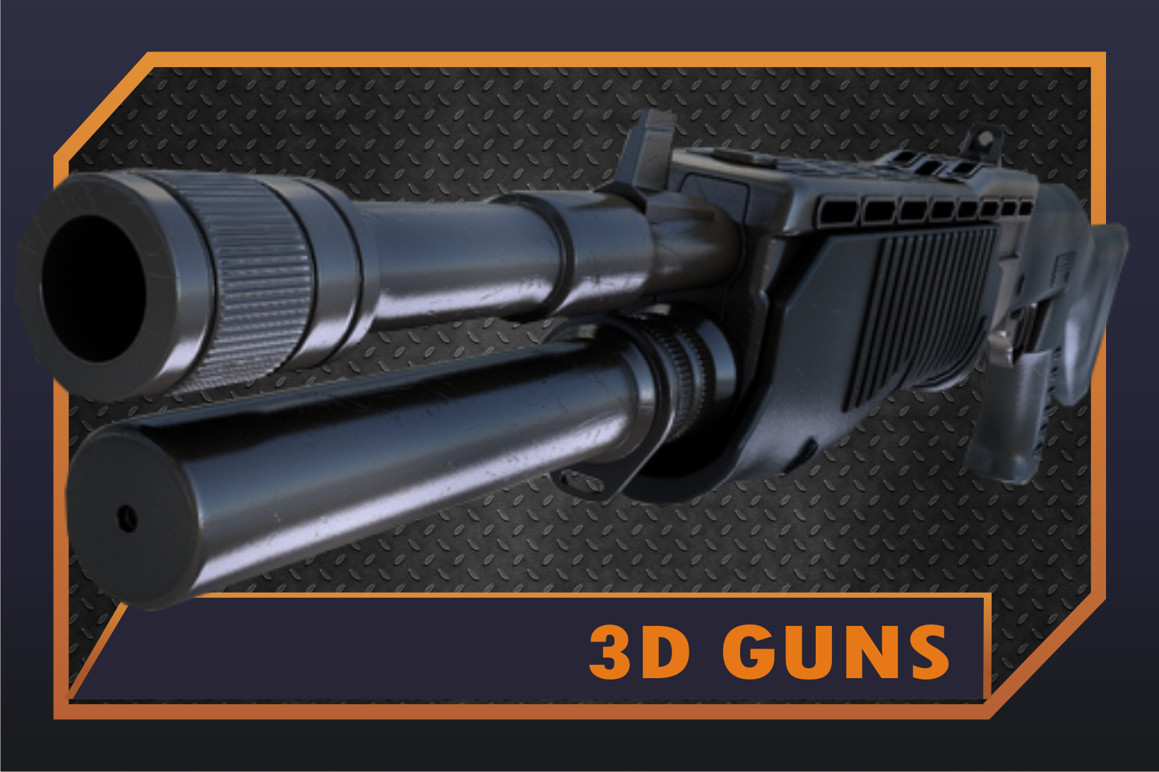 Guns shooter 3D