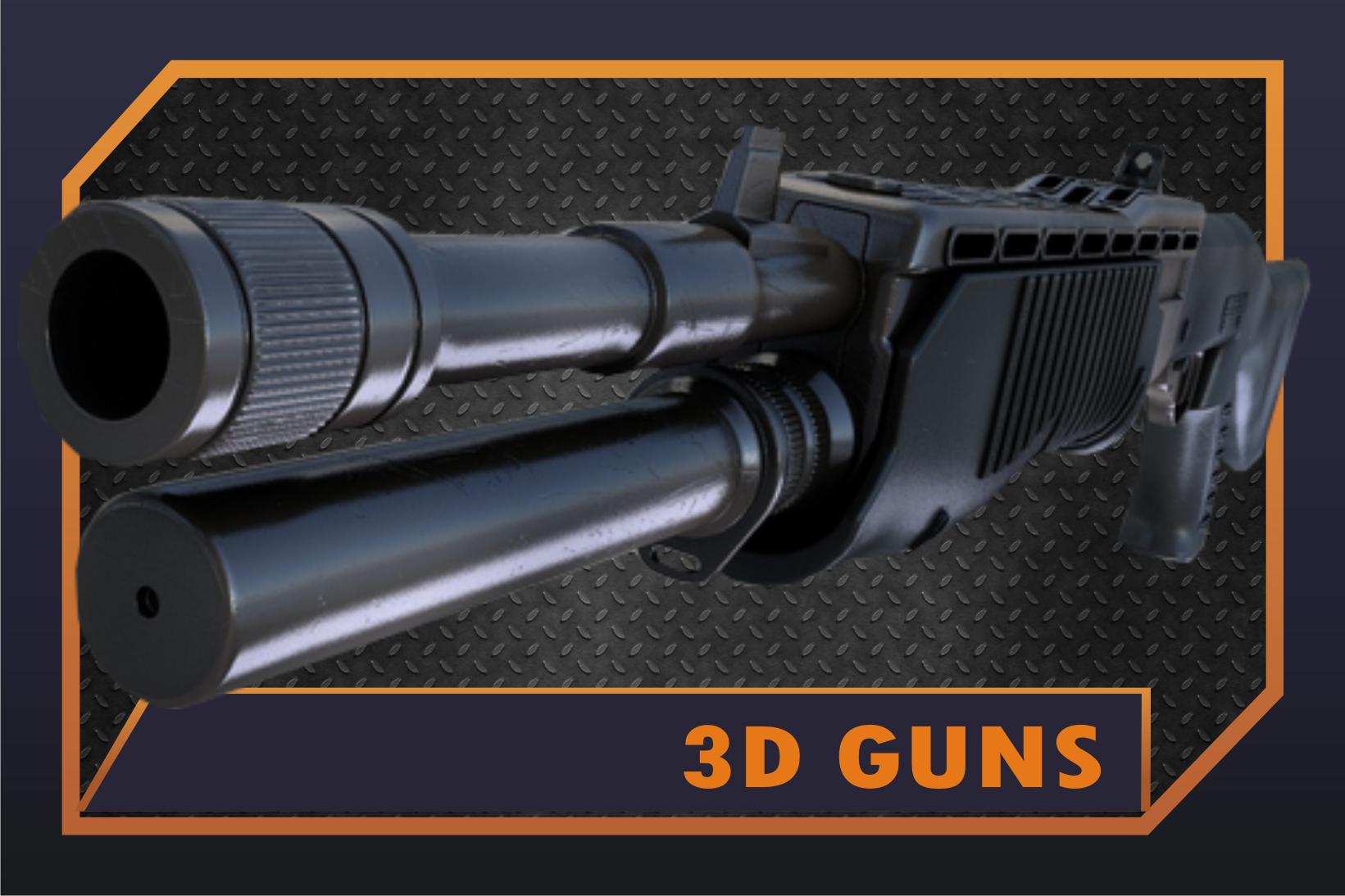 Guns shooter 3D
