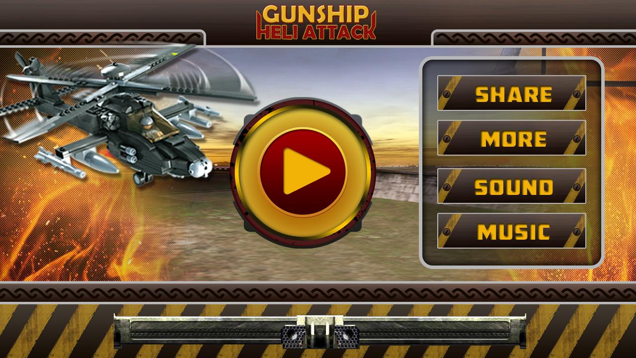 Gunship Helli Attack_Invasion