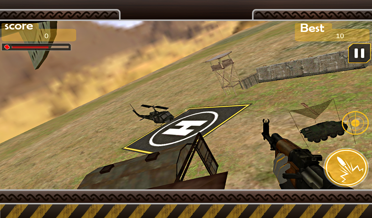 Gunship Helli Attack_Invasion