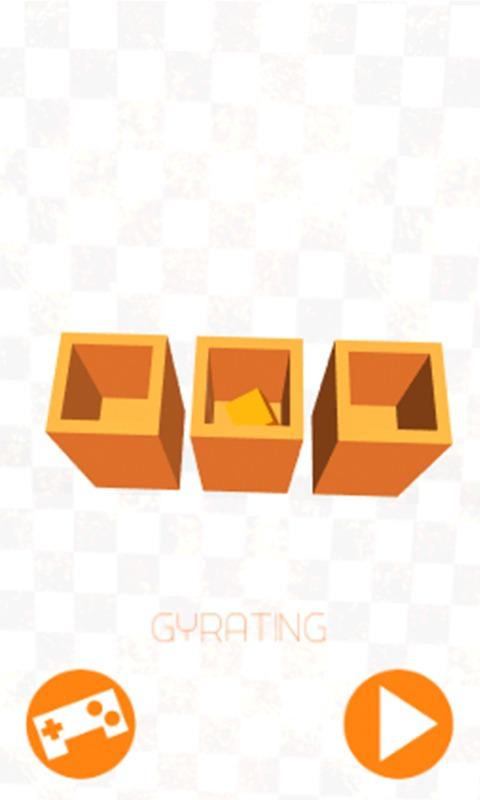 Gyrating