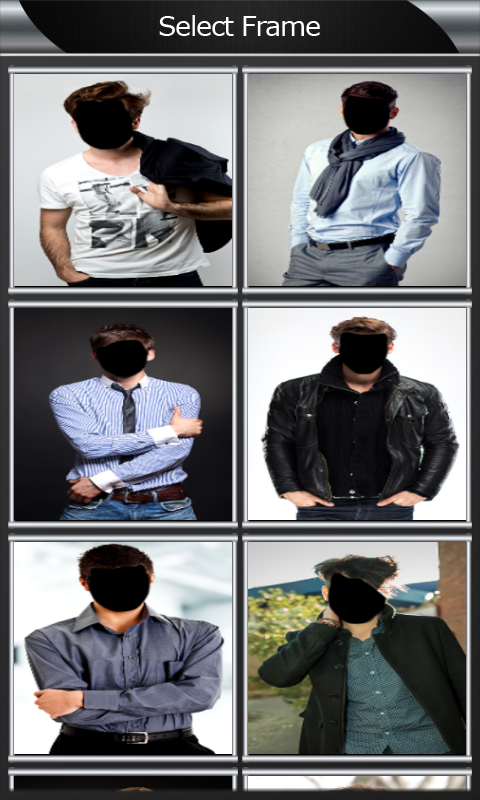 Hairstyle Changer For Men