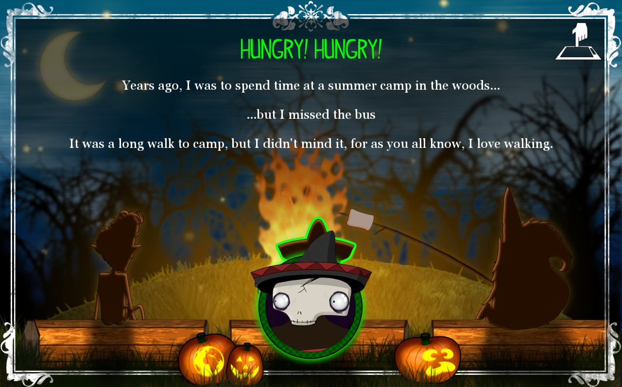 Halloween Campfire Stories