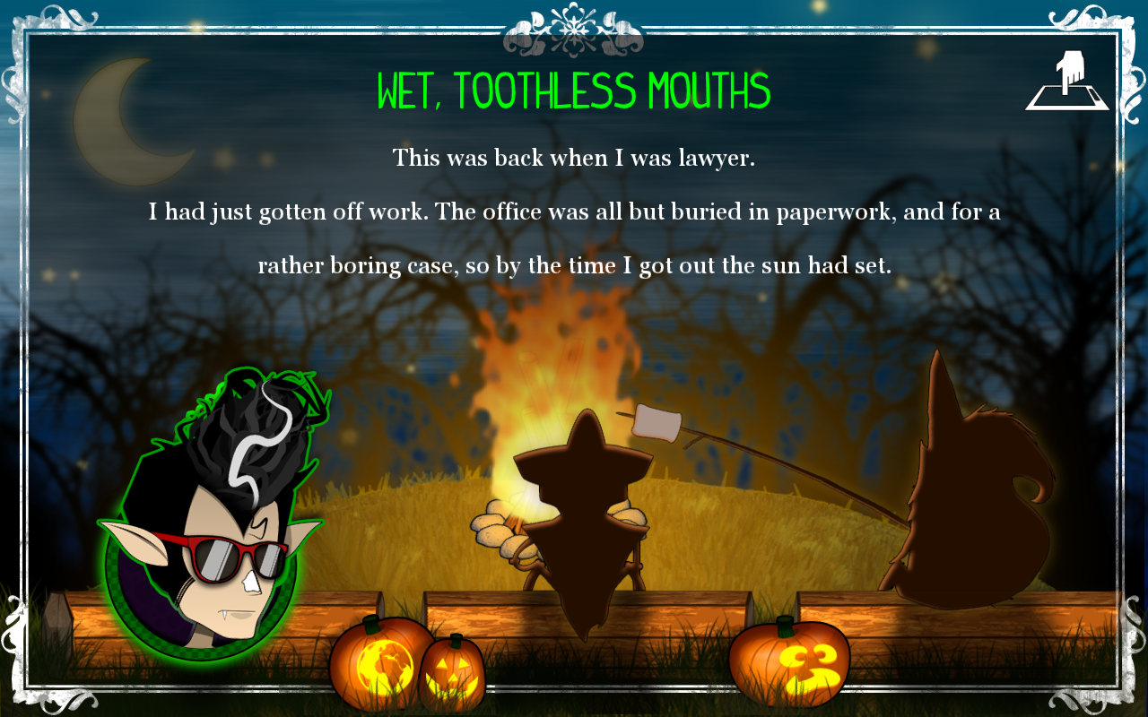Halloween Campfire Stories