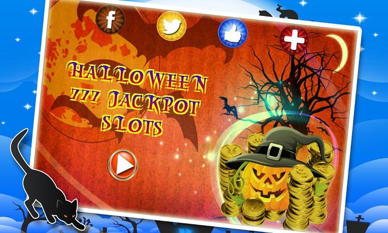Halloween Slots Fever 2015
