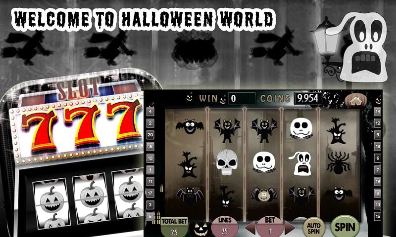 Halloween Vegas Jackpot Free