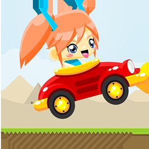 Happy Car Jump