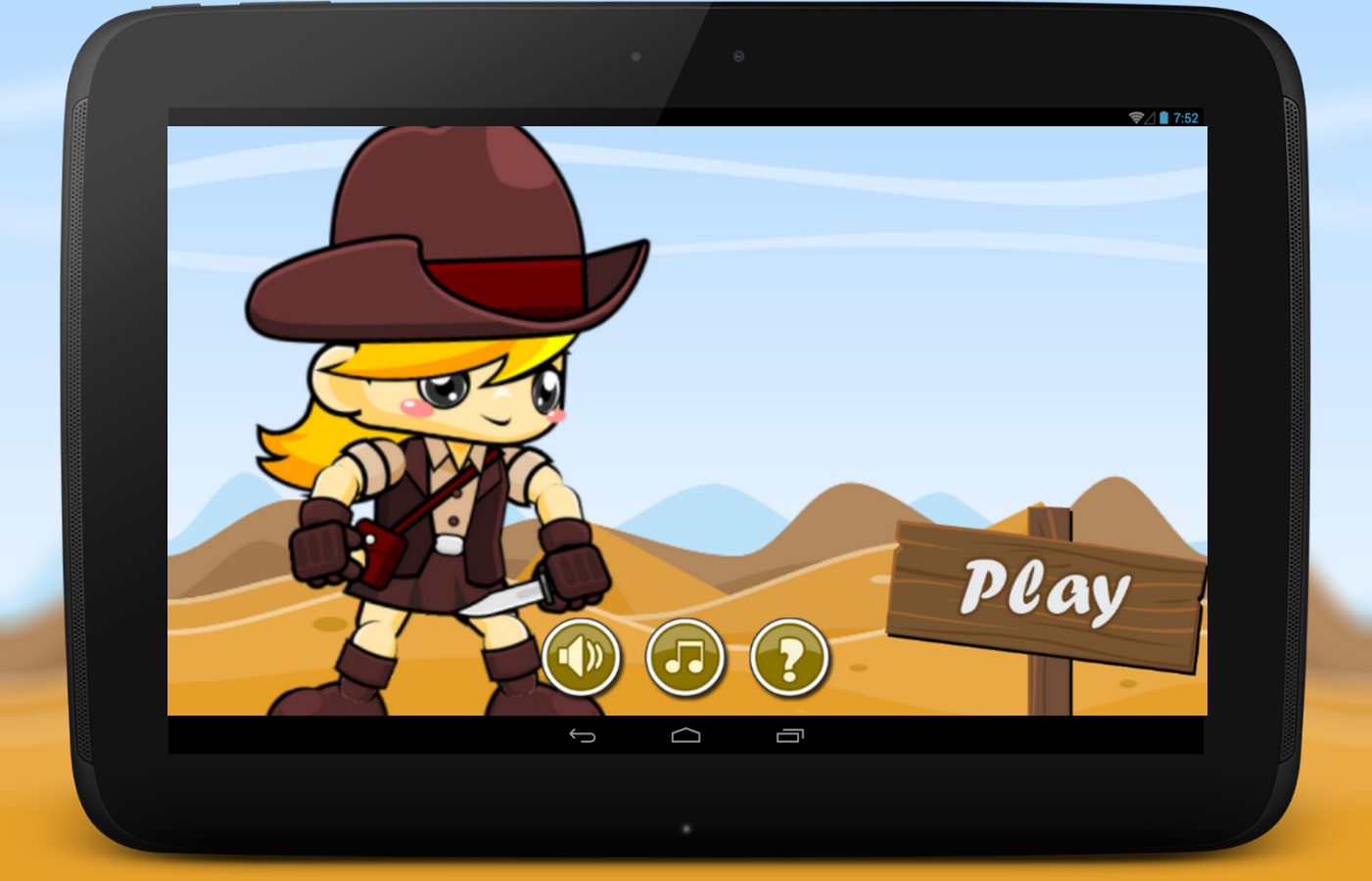 Happy Safari Desert Bones Game
