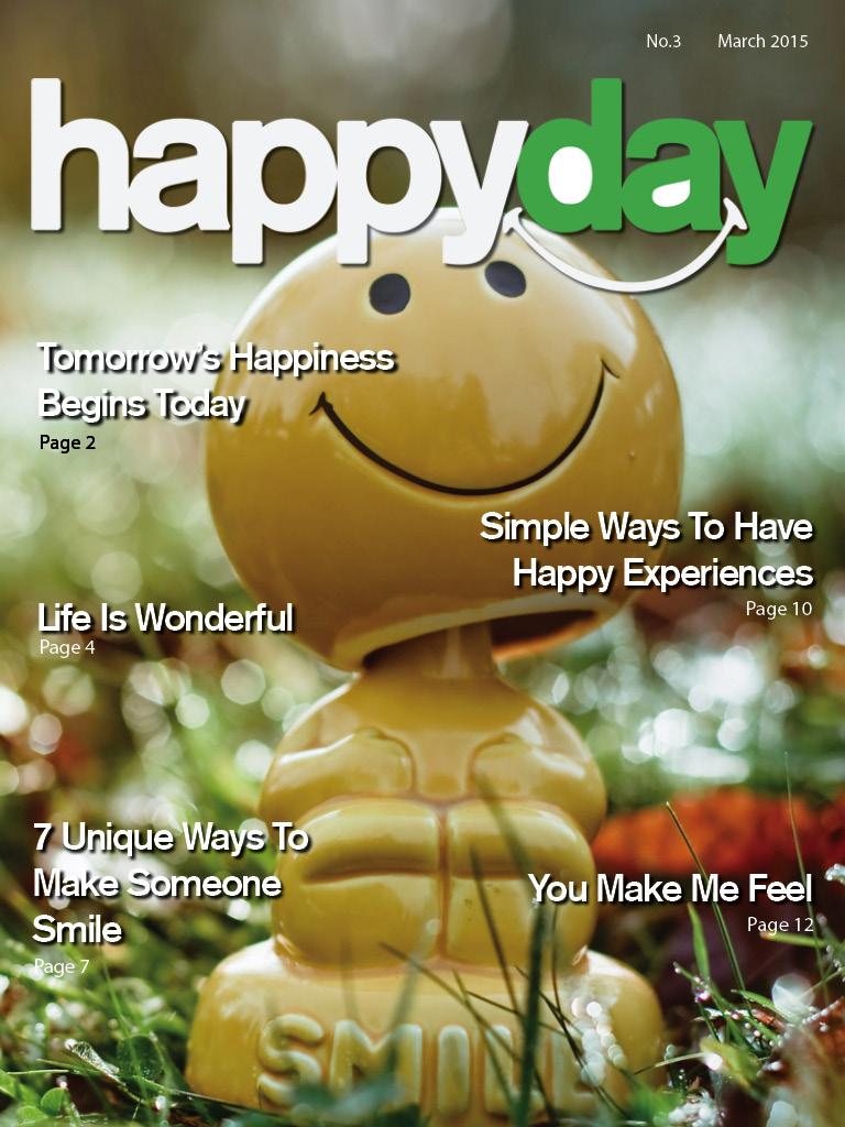 HappyDay Magazine