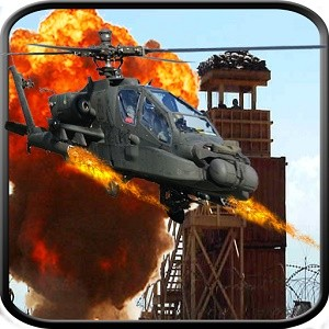 Helicopter Air Gunship War