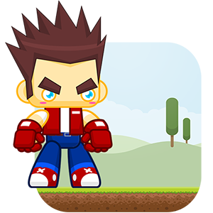 Hero Boy Run Adventure