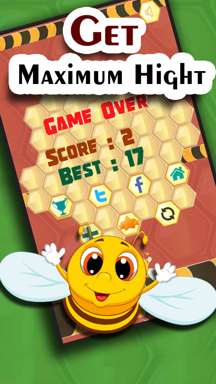 High Climb: Jumpy Bee