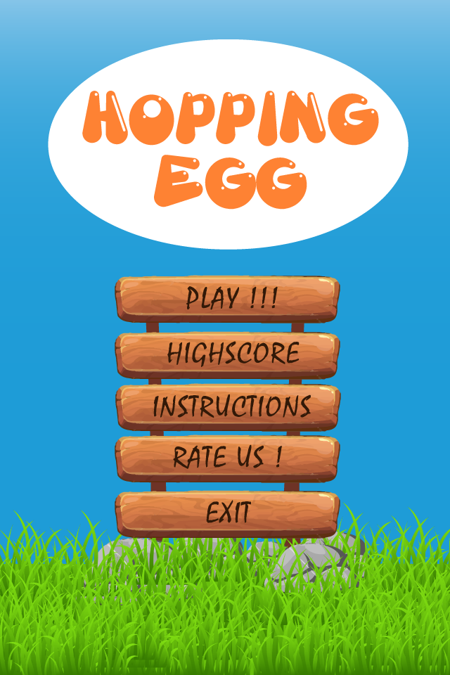 Hopping Egg