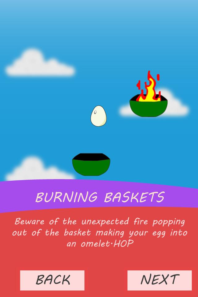 Hopping Egg