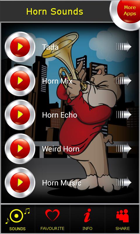 Horn Sounds