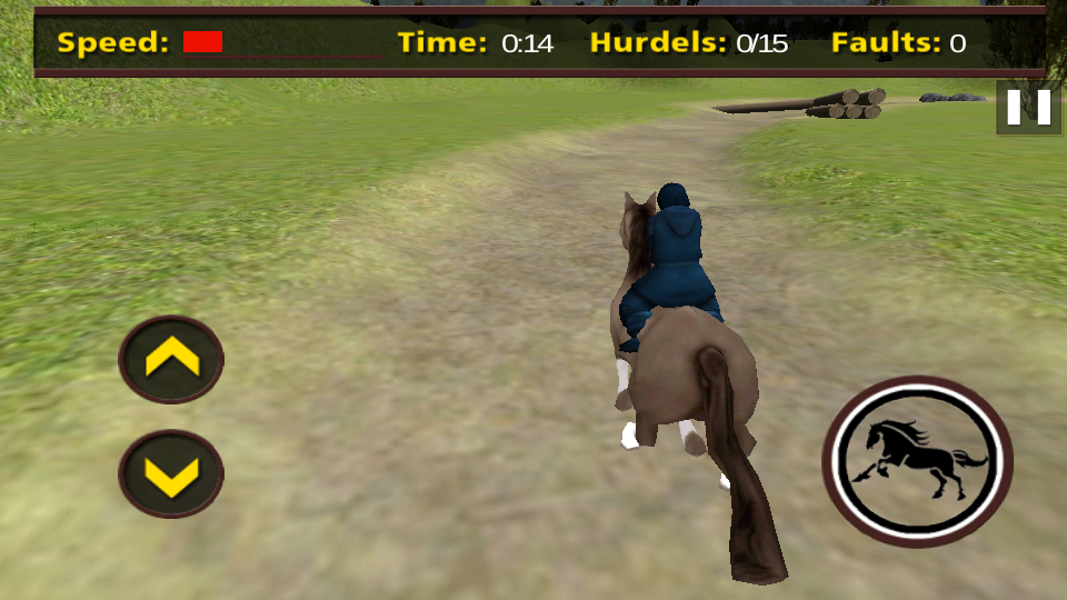 Horse Jumping Adventure