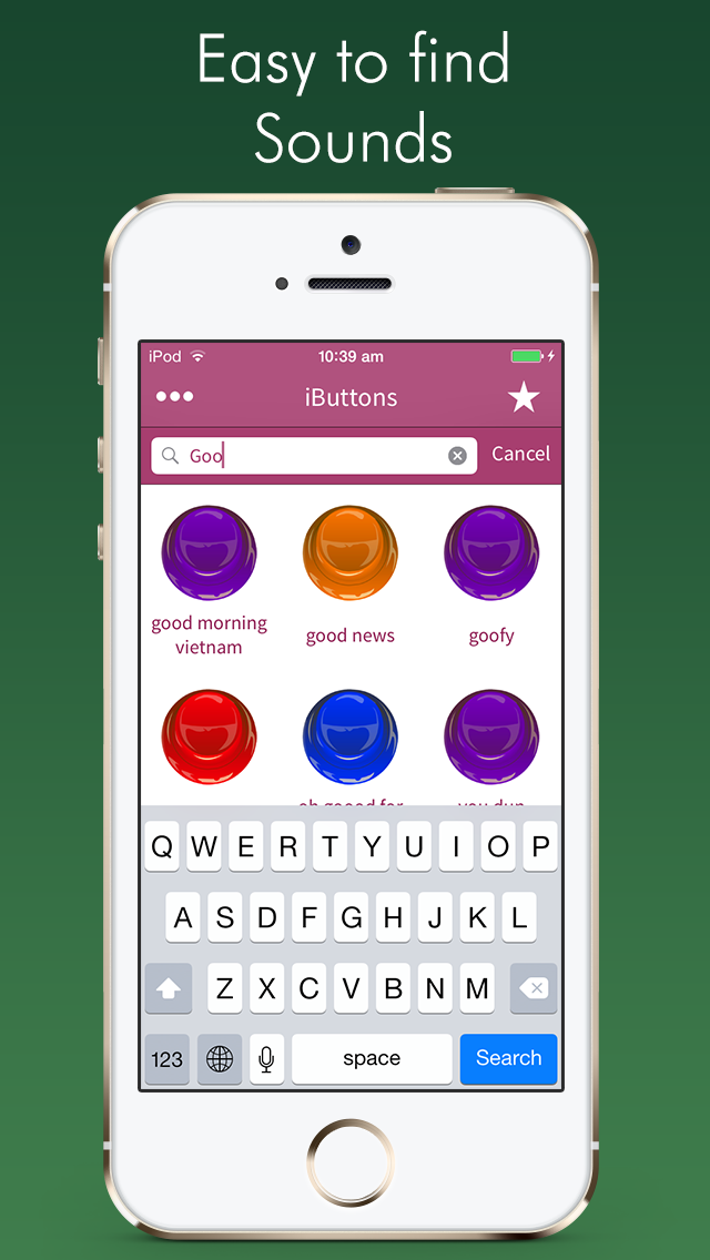 iButtons Pro