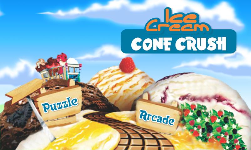 Ice Cream Cone Crush