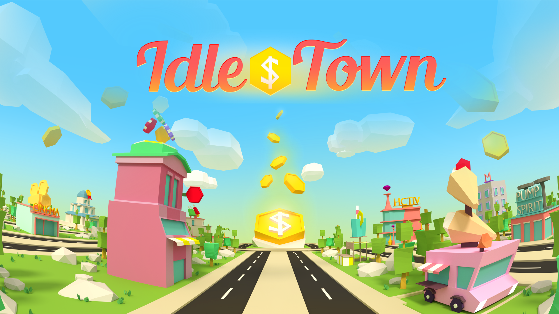 Idle Town