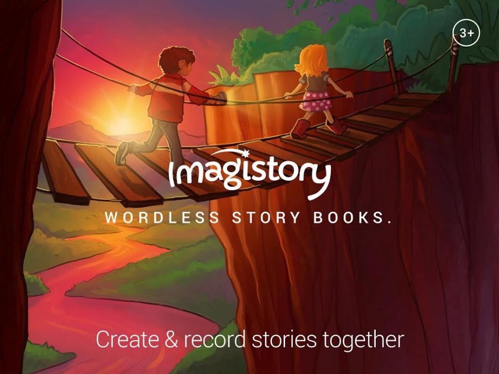 Imagistory – Creative Storytelling App