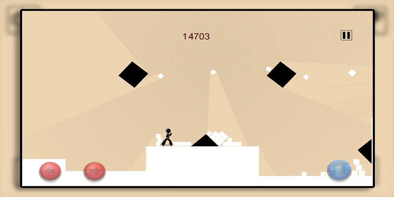 Impossible Stickman Skater