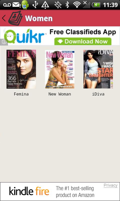 India Magazine